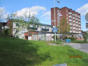Buss 165 till Anneboda
