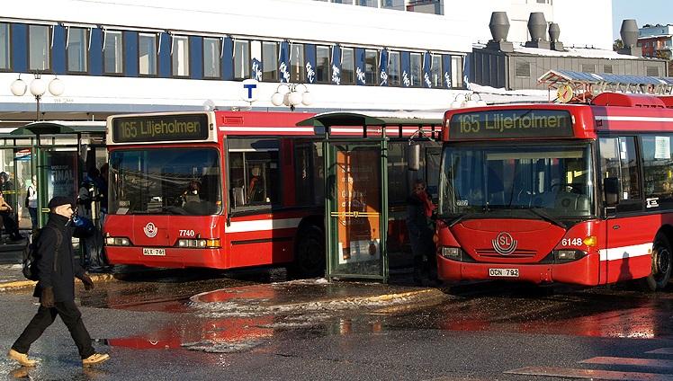 Buss 165