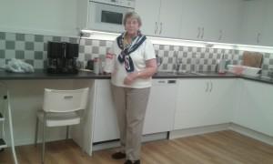 Ann-Mari - Kaffebönan föbereder
