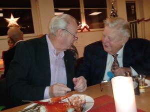 Karl-Erik och Knut smider planer för 2016