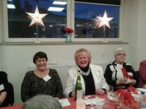 Yvonne, Birgitta och Kerstin