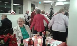 Ringlekar och långdans - nu är julen slut