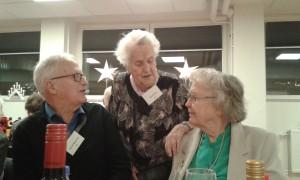 Lennart, Sigrid och Ulla