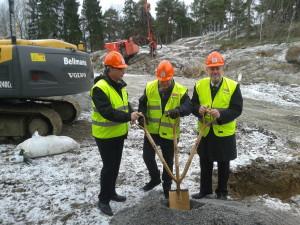 Tack för invigningen av nybygget på Blomstergården Liseberg!