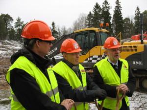 2016-02-01 Roger Mogert, Ulf Thörnevik och Lennart Francke - Applåd!