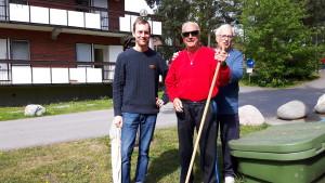 Claes, Karl-Erik och Lennart R