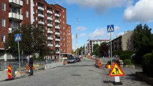 2016-08-20 Annebodavägen 78, 80 och 82 t.h. - nybygge i fonden