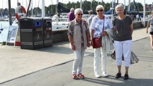 Sol-Britt, Inger J och Gulli