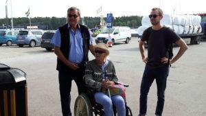 Hans, Elsie och Claes