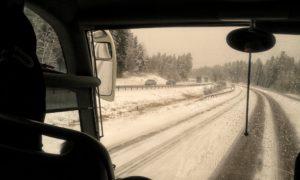2016-11-08 Bussfärd mot Kapellskär och Rosella