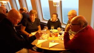 2016-11-08 Connie, Inger B, Gunnel, Olle och Bertil