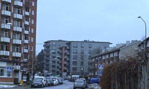 2017-02-28 Hus 1, 2 och 3 - Annebodavägen 78, 80 och 82 (23 - 25, 31 t.v.)