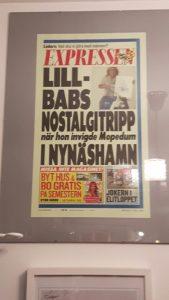 2017-08-24 Lill-Babs invigde muséet våren 2012