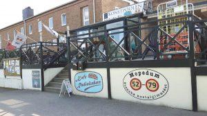2017-08-24 Besök på Mopedum - Nostalgimuséet