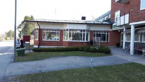2018-04-16 Restaurangen stängd t.v. - Info från Blomsterfonden: Köket i Blomsterfondens restaurang i Liseberg har tyvärr drabbats av en omfattande vattenskada... - BF beklagar och återkommer med mer info.